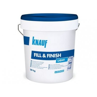 Izravnalna masa Knauf SHEETROCK Fill & Finish 20kg