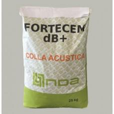 Lepilo NDA FORTECEM za zvočno izolacijo, 25 kg