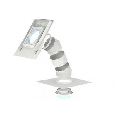 Svetlobnik VELUX za poševno, valovito streho TWR - fiksna povezava