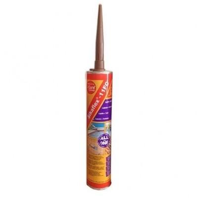 Tesnilna masa SIKAFLEX 11 FC, OPEČNATO RDEČA, 300 ml