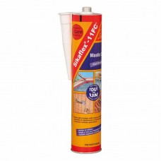 Tesnilna masa SIKAFLEX 11 FC, BELA, 300 ml