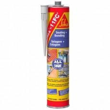 Tesnilna masa SIKAFLEX 11 FC, BEŽ, 300 ml
