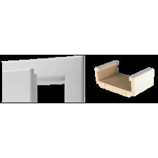 Podboj za vrata ŠTAJERLES (650 x 1985 x 105 mm- desno)