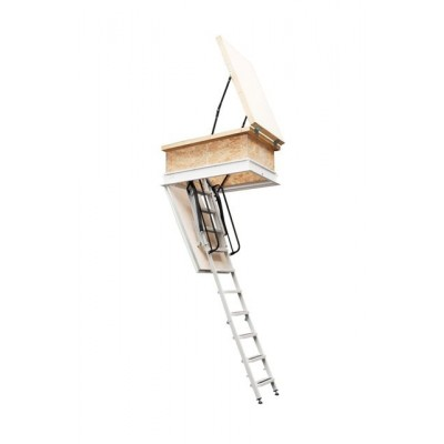 Protipožarne podstrešne stopnice Aristo PP (120 x 70 cm)
