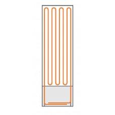 Plošča Variotherm modul 625x2000 mm, za stensko ogrevanje/hlajenje