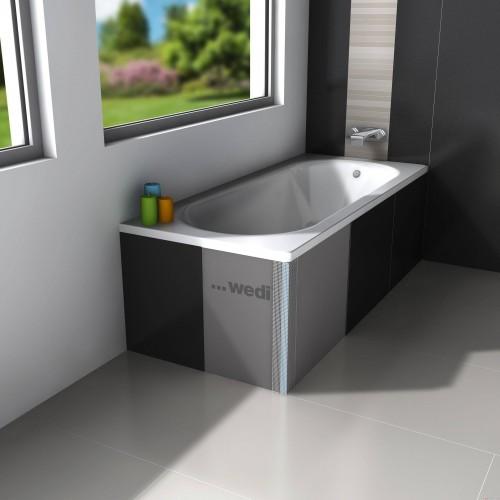 gradbena plo a wedi 2500 x 600 x 40 mm. Black Bedroom Furniture Sets. Home Design Ideas